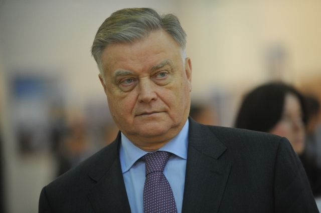 Экс-глава РЖД Владимир Якунин дал интервью британскому телеканалу BBC