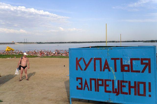 На 20 пляжах в Кузбассе качество воды не соответствует нормам.