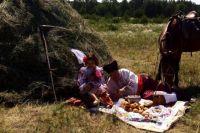 Съемочная группа побывала в Романовском районе