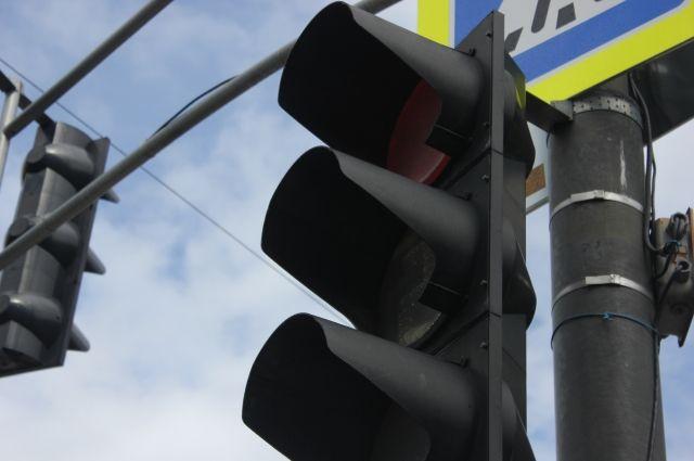 Семь светофоров неработают вНижнем Новгороде 20июня
