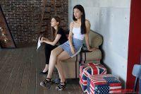 По словам скаутов английского агенства, в Перми преобладает восточный типаж девушек.