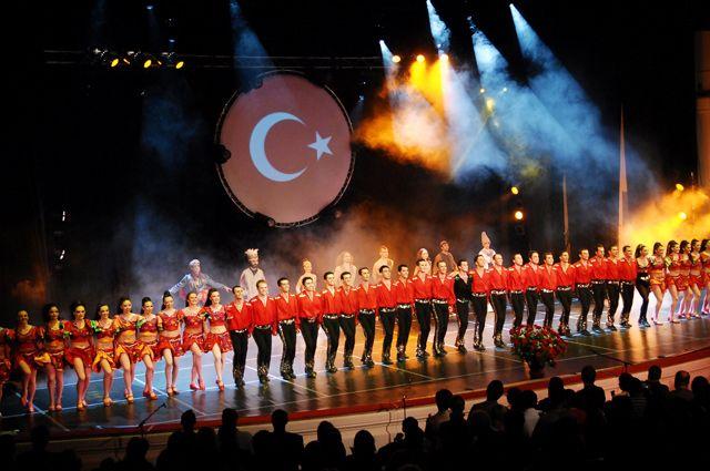 Вгорах Сочи устроят античный турецкий фестиваль