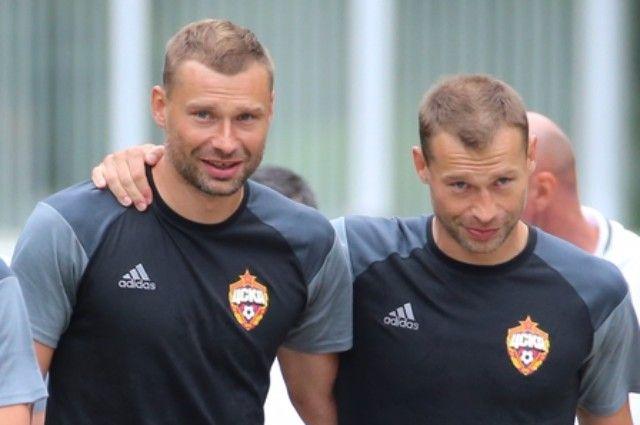Алексей и Василий Березуцкие.