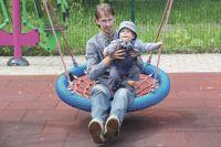 Часы, дни и годы,  проведённые с ребёнком,  важны и для него, и для отца.
