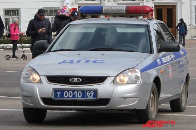 Пермского сотрудника ГИБДД наказали занеправильную транспортировку ребенка