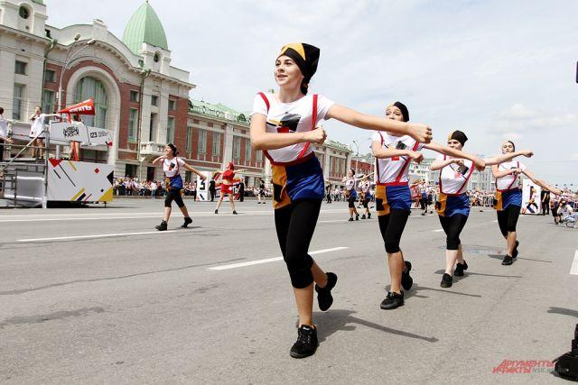 Новосибирск готовится к празднованию 124-летия