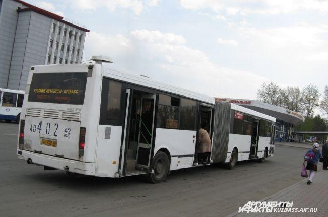 Автобусы пока ходят. Льготы пока на месте.