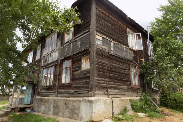 В Ижевске более ста подобных домов.