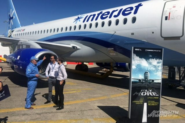 Boeing превзошел Airbus наПарижском авиасалоне