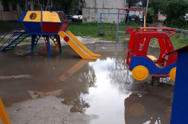 Тюменские депутаты нашли решение, которое поможет избавить город от потопов