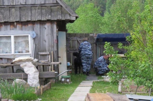 ВСвердловской области отыскали схрон сбоеприпасами времен Гражданской войны
