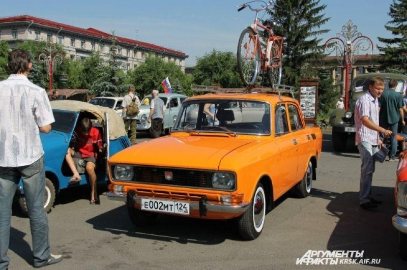 Москвич 21403