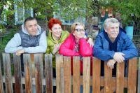 В Приангарье приехали такие известне артисты, как Марина Яковлева, Олег Акулич, Оксана Сташенко, Сергей Баталов.