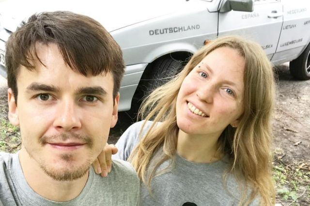 Мария и Тимур путешествуют на Ладе уже 7 лет.
