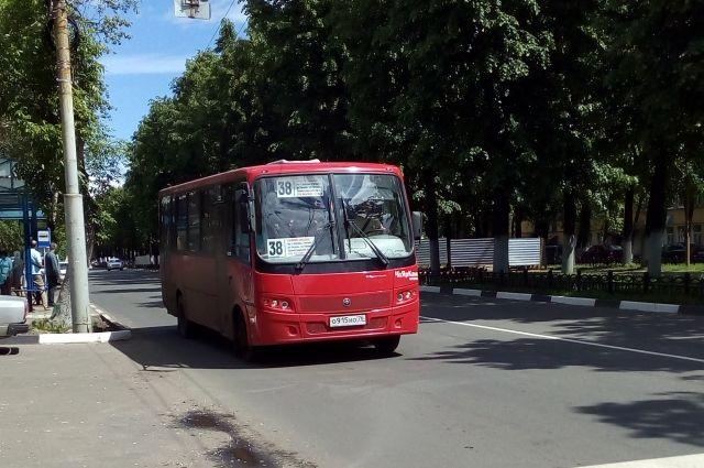 Скоро все маршрутки в Ярославле будут красными?