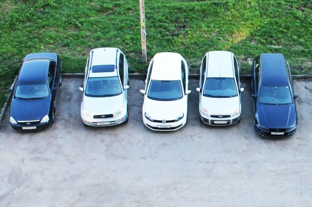 Число парковочных мест вПетербурге увеличено для футбольных болельщиков