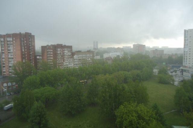 22 июня ожидаются дожди, а во второй половине возможны и грозы.