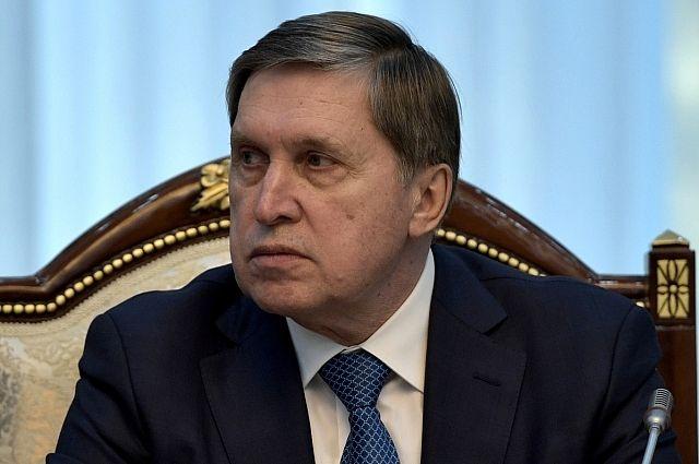 Ушаков: Россия будет реагировать на новые санкции США