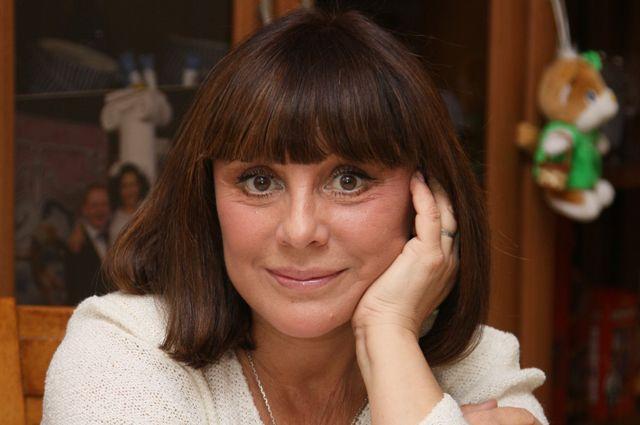 Наталья Варлей.