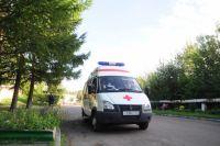 В Новокузнецке 4-летняя девочка погибла в ДТП.