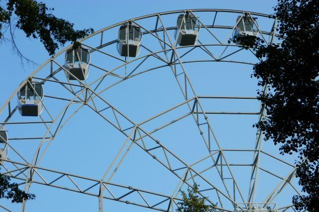 Кследующему году ярославцы ожидают  «Колесо обозрения»