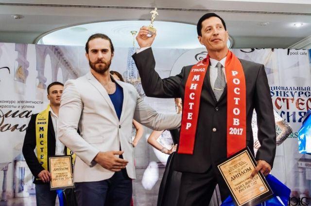 В 2017 году Владимир Муран стал обладателем сразу двух титулов престижного конкурса красоты: «Гранд Мистер Ростов» и «Зрительские симпатии».