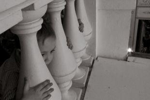 Одна из работ юной фотохудожницы Ангелины Бикеевой.