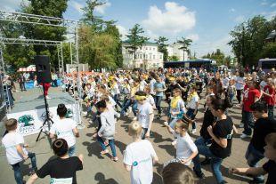 В Иркутске на флешмоб приедет известный хореограф.