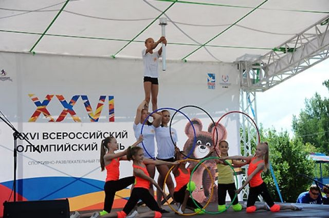Почетными гостями праздника станут красноярские олимпийцы, у которых все желающие смогут взять автографы и сфотографироваться на память.
