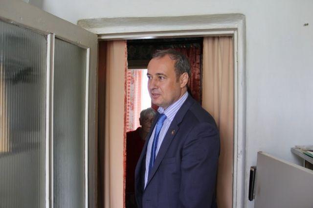Вячеслав Истомин.