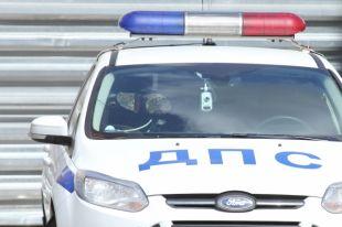 Инспекторы ГИБДД преследовали нарушителей.