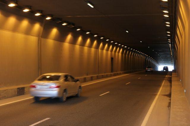 Ремонт Токсовского тоннеля наразвязке сКАД продлится доначала зимы последующего года