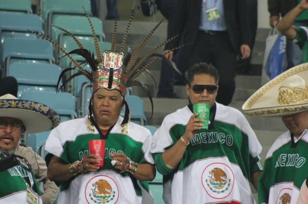 Наряд в духе индейцев.