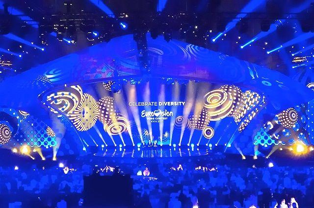 ВЖеневе арестовали украинский залог запроведение Евровидения