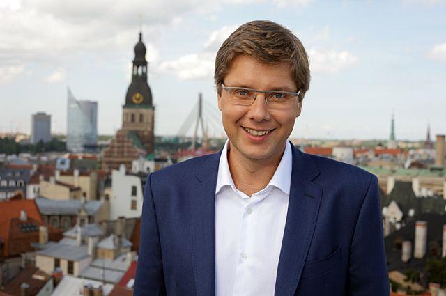 Нил Ушаков снова стал мэром Риги