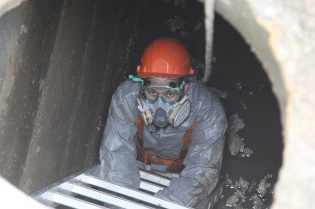 Рабочие в канализации в Москве погибли из-за нарушения правил безопасности