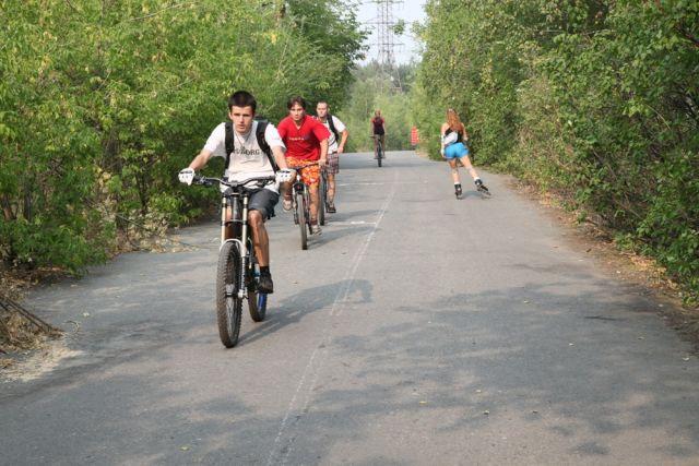 В воскресенье 1000 велосипедистов проедет по улицам Оренбурга