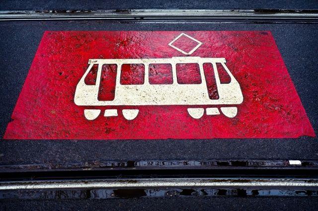 Микроавтобус нарушил правила ПДД