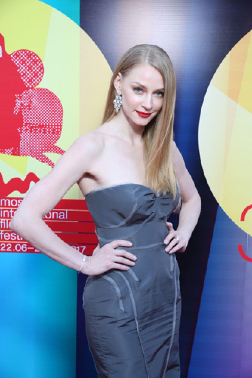 Актриса Светлана Ходченкова.