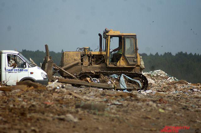 Из-за закрытия свалки в Балашихе мусор направят в другие районы Подмосковья