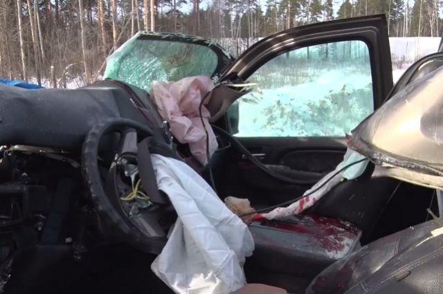 После аварии водитель экскаватора был направлен на медицинское освидетельствование на состояние опьянения.