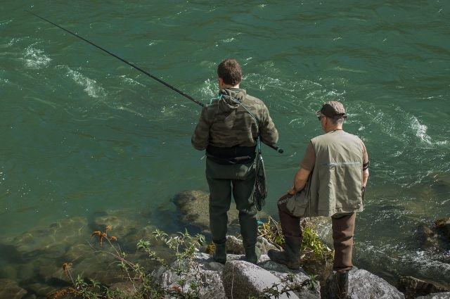 На чемпионат  по рыбной ловле приедут более трех десятков человек.