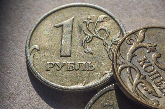 Рубль может продолжить свое падение.