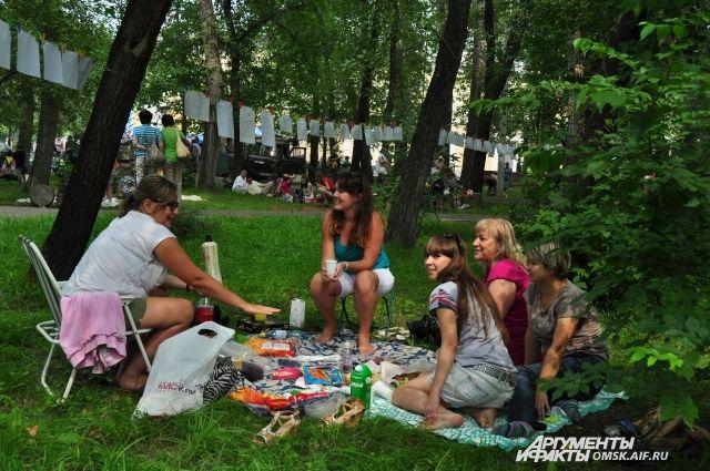 Мероприятие полюбилось омичам и его с нетерпением ждут любители проводить время на свежем воздухе.