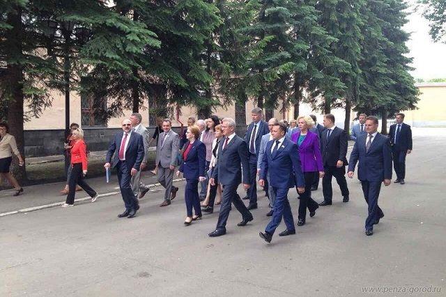 Министр здравоохранения РФ поблагодарила губернатора и региональное министерство здравоохранения за проделанную работу.
