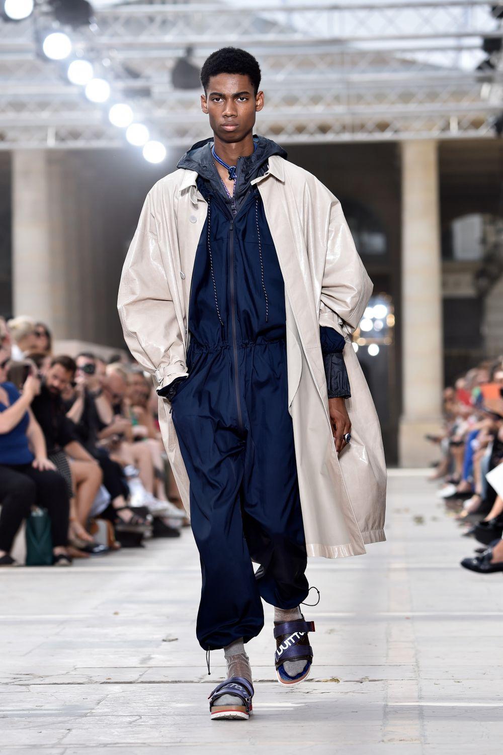 Показ Louis Vuitton