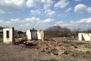 В Канске огнём было уничтожено 57 домов, в пожаре погибли два человека.