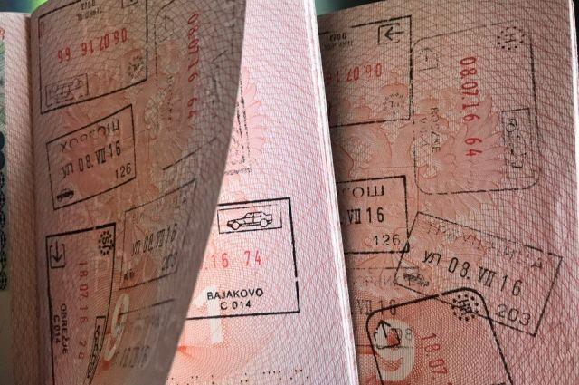 Турчинов: россиян пропустят на Украину только по биометрическим документам