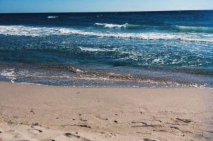 На всех пляжах Анапы временно запрещено купаться.