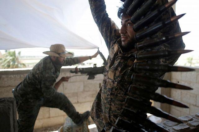Армия Сирии отразила атаку боевиков на Голанских высотах – СМИ